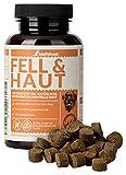 Schnüffelfreunde Fell & Haut I Fellpflege Drops für Hunde zur Unterstützung des Fells und der...