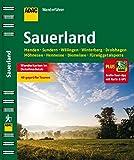 ADAC Wanderführer Sauerland plus Gratis Tour App: Menden Sundern Willingen Winterberg Drolshagen...