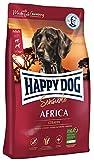 Happy Dog 03548 - Supreme Sensible Africa Strauß - Hunde-Trockenfutter für ausgewachsene Hunde -...