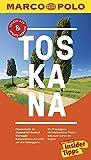 MARCO POLO Reiseführer Toskana: Reisen mit Insider-Tipps. Inklusive kostenloser Touren-App &...