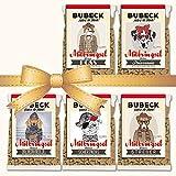 seit 1893 Bubeck Hundeleckerli glutenfrei | mit Lamm & Kartoffel | 5 x 210g | ohne Zucker & ohne...