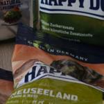 Köstliches Hundefutter von Happy Dog
