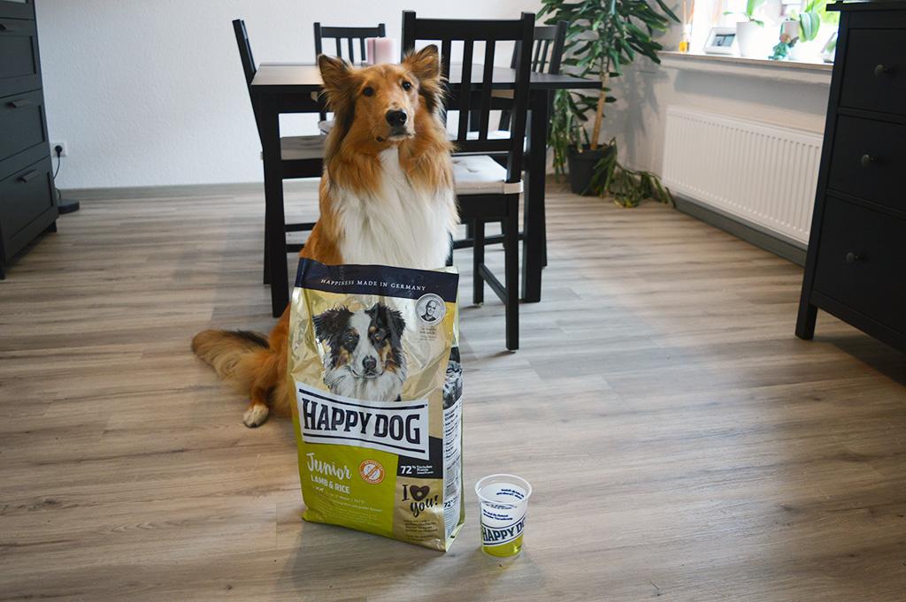 Junior Lamb & Rice von HappyDog