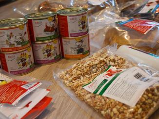 Neue Futter-Lieferung von ANIfit
