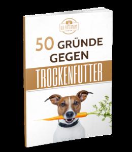 50 Gründe gegen Trockenfutter Cover